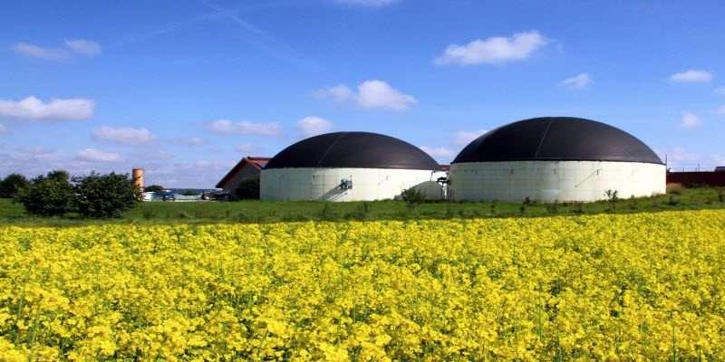 biogas en