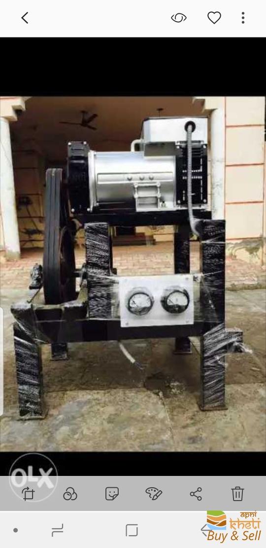 Tractor vala generator