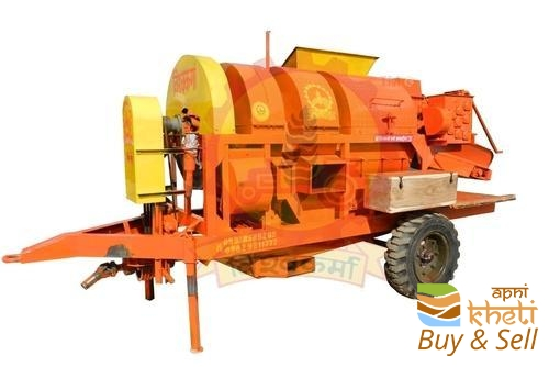 Amrshakti thresher tractor